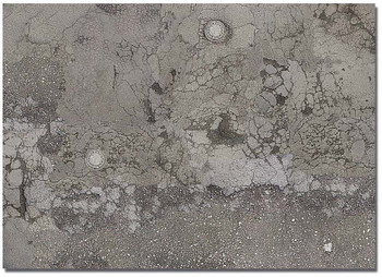 BUSCH 7416 Decor Card (Weathered Asphalt) 2 Sheets 210 x 148mm 00/HO