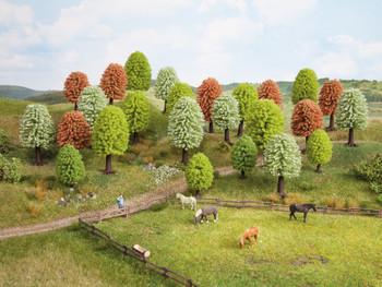 NOCH 26906 Spring Trees 5cm - 9cm (10) 00/HO