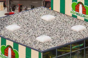 FALLER 180948 Rooflight Domes (8) 00/HO Model Kit