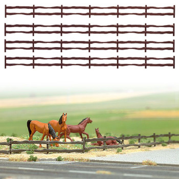 BUSCH 6008 Country Fence 130cm 00/HO