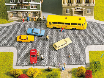 NOCH 34170 Self Adhesive Cobbled Paved Place 'N' Gauge