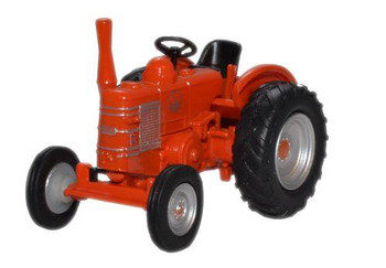 OXFORD DIECAST 76FMT002 - Field Marshall Tractor - Orange '00'