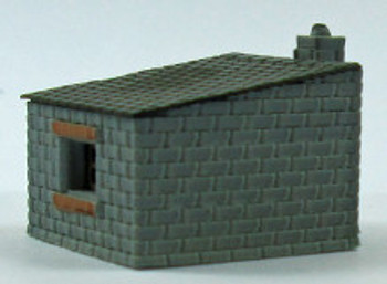 ANCORTON MODELS - Lineside Building (Ready to use model) 'N' Gauge