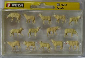 NOCH 15749 Sheep 00/HO Model Animals