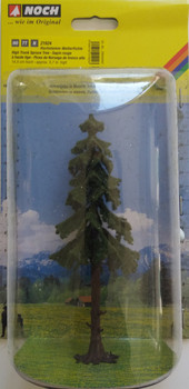 NOCH 21924 High Trunk Spruce Tree 14.5cm 00/HO/N