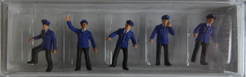 PREISER 10012 Signal Box Workers DB 00/HO Model Figures