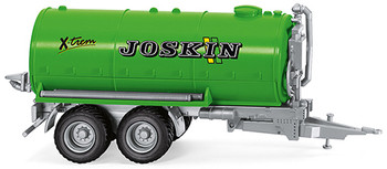 WIKING 038238 Joskin Vacuum Barrel Trailer 00/HO