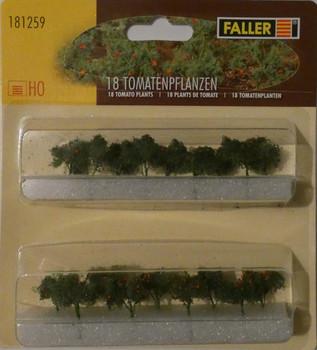 Faller 181275 H0 14 Tabakpflanzen