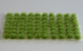 HSS 0601 - Self Adhesive Large Green Grass Tufts