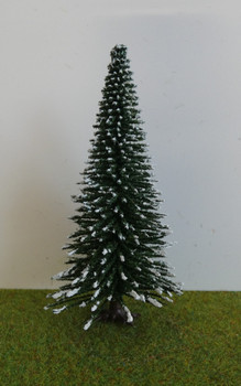 NOCH Snow Covered Fir Tree 12cm