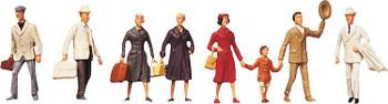 FALLER 150504 Passengers  00/HO Model Figures