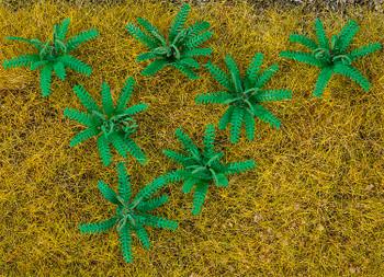 FALLER 181274 Ferns (12) 00/HO Model Plants
