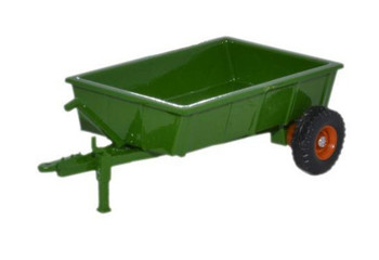 OXFORD DIECAST - Farm Trailer Green) '00'
