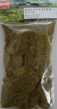 BUSCH 7114 Autumn Mix Static Grass 2-3mm (20g)