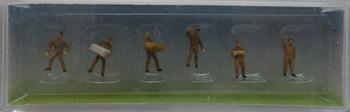 FALLER 155359 UPS Staff 'N' Gauge Model Figures