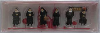 FALLER 151601 Nuns 00/HO Model Figures