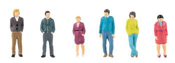 FALLER 151608 Pedestrians 00/HO Model Figures