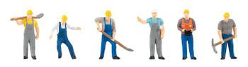 FALLER 151612 Road Workers 00/HO Model Figures
