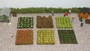 HSS VP6 Vegetable/Fruit Patches 00/HO Gauge
