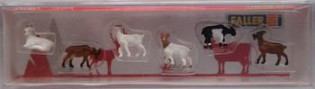 FALLER 151911 Goats 00/HO Model Figures