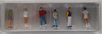 PREISER 10110 Boys & Girls 00/HO Model Figures
