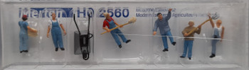 MERTEN 2560 Modern Farmers 00/HO Model Figures