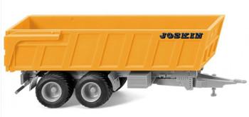 WIKING 038816 Joskin TippingTrailer 00/HO