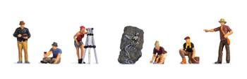 NOCH 15043 Archaeologists 00/HO Model Figures
