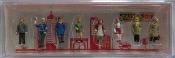 FALLER 151622 Children On The Way To School 00/HO Model Figures