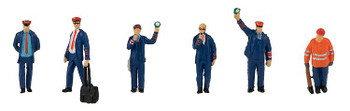 FALLER 151624 Railway Staff 00/HO Model Figures