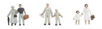 FALLER 155348 Couples 'N' Gauge Model Figures