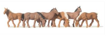 MERTEN 5018 Horses 00/HO Model Figures