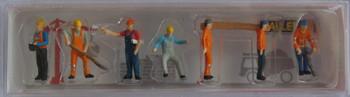 FALLER 151665 On The Building Site 00/HO Model Figures