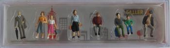 FALLER 151667 In The Park 00/HO Model Figures