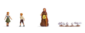 NOCH 15804 Hansel & Gretel 00/HO Model Figures