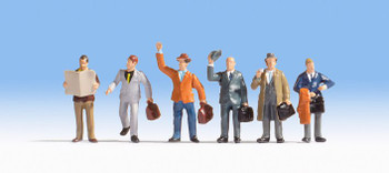NOCH 15226 Business Travellers 00/HO Model Figures