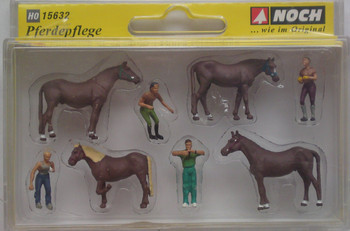 NOCH 15632 Horse Grooming 'H0'