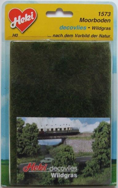 HEKI 1573 - Realistic Wildgrass 'Marsh Green' 28 x 14cm