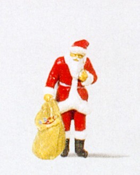 PREISER 29027 Santa Claus With Gifts 00/HO