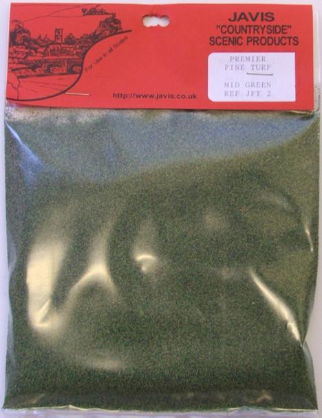 JAVIS JFT2 Mid Green Fine Turf