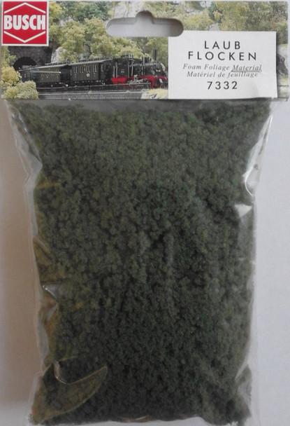 BUSCH 7332 Coarse Foam Foliage - Mid Green 500ml
