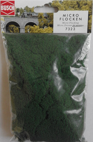 BUSCH 7323 Micro Foam Foliage - Dark Green 500ml