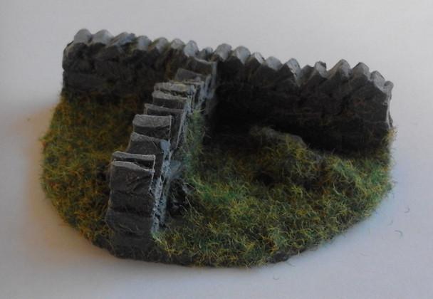 JAVIS PW1CORN(D) Roadside Drystone Walling Corner '00'
