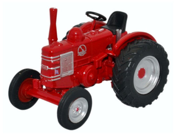 OXFORD DIECAST 76FMT003 - Field Marshall Tractor - Red '00'
