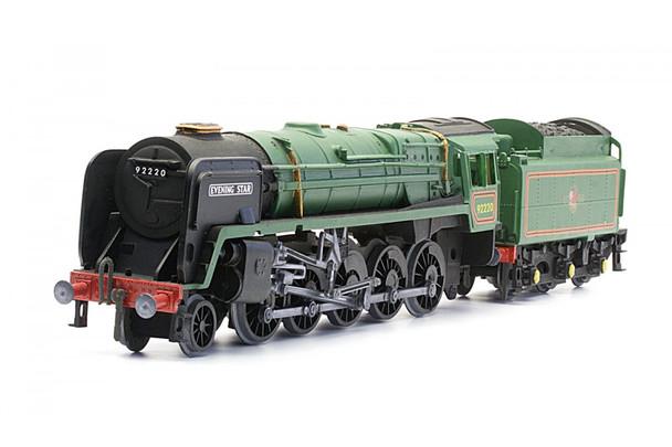 DAPOL C049 Evening Star Static Locomotive 00/H0 Plastic Kit
