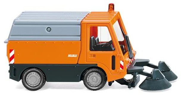 WIKING 065704 Hako Citymaster 1750 Street Cleaner 00/HO