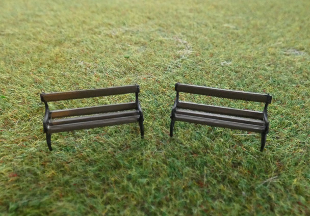 HSS Painted Benches (2) 00/HO