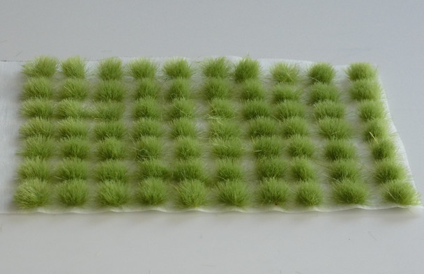 HSS 0401 - Self Adhesive Green Grass Tufts