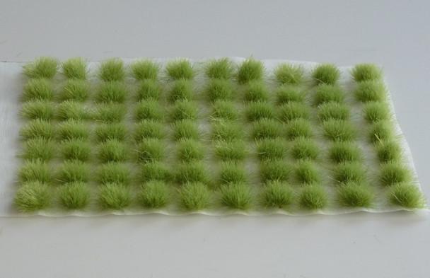 HSS 0401 - Self Adhesive Green Grass Tufts