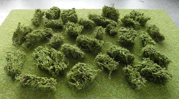 HSS HB3 - Mixed Hedge & Bush Pieces (Large Box)